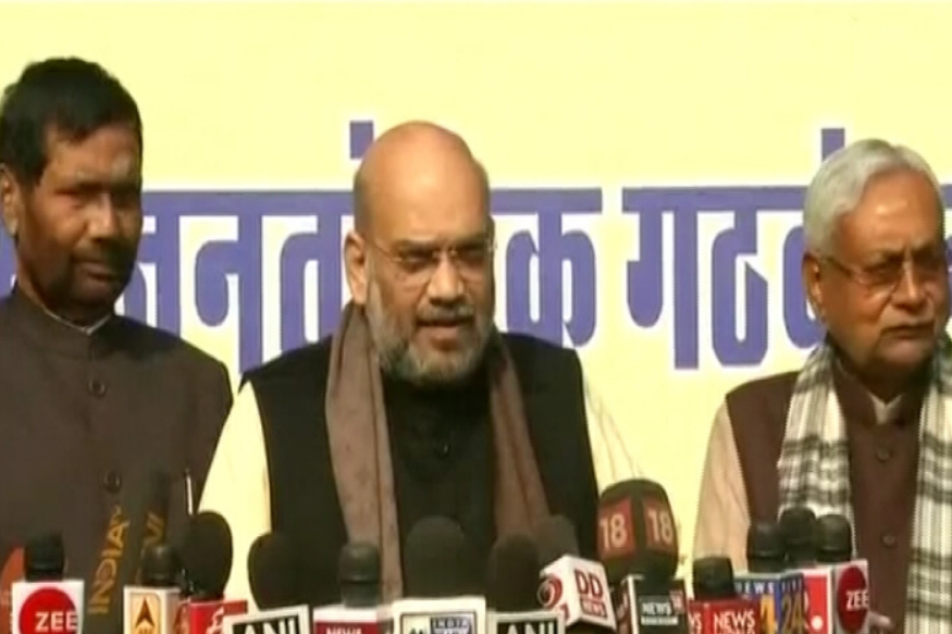Ceding Ground in Delhi for Smooth Landing in Bihar: Explaining BJP's Generosity Towards Nitish & Paswan.