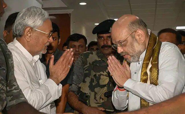 Centre Keeps Bihar Waiting For Flood Funds Again, Opposition Slams Amit Shah.