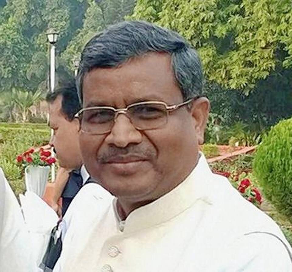 Former Jharkhand CM Babulal Marandi may merge party with BJP.