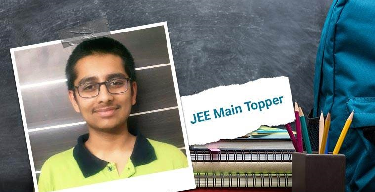 UPSC in mind, JEE Main 2020 topper Parth Dwivedi wants to work for nation's development.