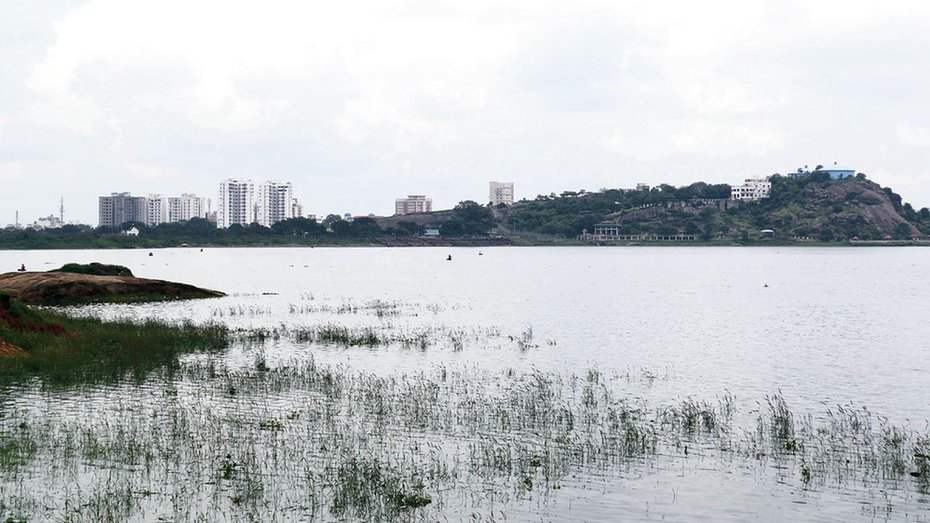 Kanke Dam park to get Rs 2-crore facelift.