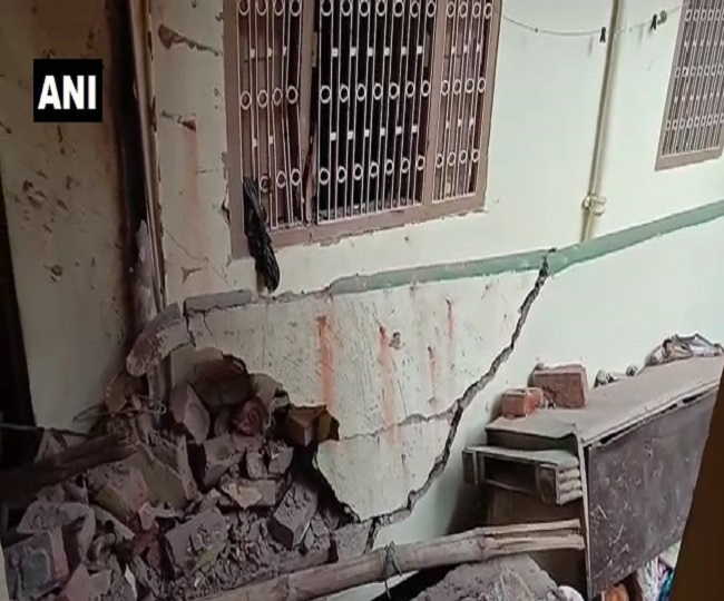 7 injured in bomb explosion at a house in Bihar's Patna