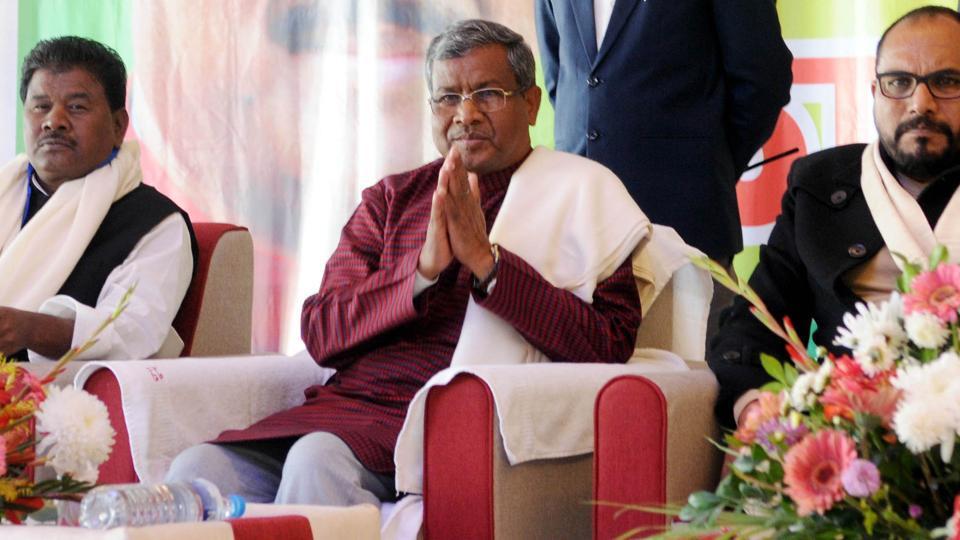 Jharkhand's Babulal Marandi likely to 'return' to BJP on Feb 14